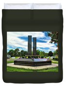 9/11 Memorial Freehold Nj Duvet Cover