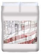 9 11 Duvet Cover by Mo T