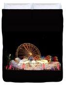 Amusement Park Duvet Cover