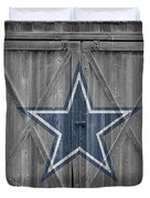 Dallas Cowboys Duvet Cover
