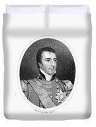 Duke Of Wellington (1769-1852) Duvet Cover