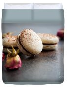 French Macaroons Duvet Cover