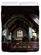 Greensted Church Duvet Cover