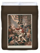 John Paul Jones (1747-1792) Duvet Cover