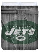New York Jets Duvet Cover
