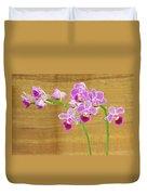 Purple Orchid-12 Duvet Cover