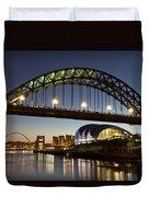 Tyne Bridge Duvet Cover