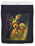 911 Fruit Duvet Cover