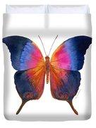 96 Brushfoot Butterfly Duvet Cover