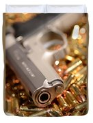9mm Sw With Brass Duvet Cover
