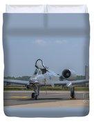 A-10 Thunderbolt Warthog Duvet Cover