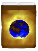 A Baking Planet Duvet Cover