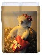 A Bear's Love Duvet Cover
