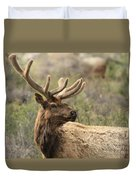 A Beautiful Young Rack Duvet Cover