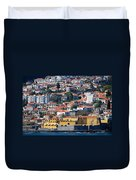 A Bit Of Funchal Duvet Cover