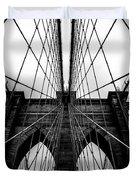 A Brooklyn Perspective Duvet Cover
