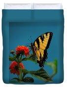 A Butterfly Duvet Cover