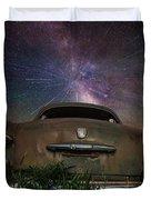 A Car's Dream... Duvet Cover