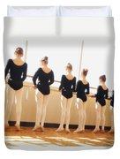 A Dance Class Duvet Cover