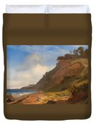 A Danish Coast Duvet Cover