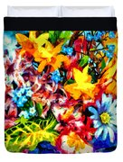 A Day In Spring Duvet Cover