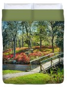 A Delightful Day Duvet Cover