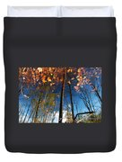 A Different Side Of Autumn Duvet Cover