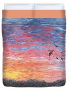 A Distant Time Duvet Cover