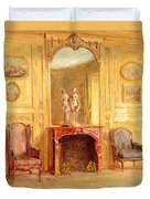A Drawing Room Duvet Cover