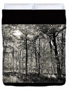 A English Forest Duvet Cover