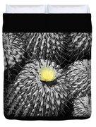 A Flower Among Thorns Duvet Cover