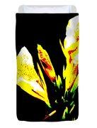 A Flower Duvet Cover