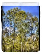 A Forest Glade Duvet Cover
