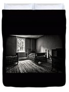 A Good Night's Rest Duvet Cover by Jeff Burton