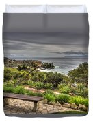 A Grand Vista Duvet Cover