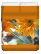A Little Bit Sun In The Cold Time I Duvet Cover