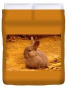 A Little Bunny Duvet Cover