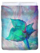A Little Flower Duvet Cover