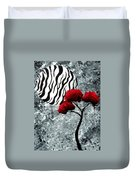 A Love Story No 23 Duvet Cover by Oddball Art Co by Lizzy Love