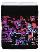 A Maze Zing - 03c07 Duvet Cover