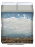 A Mix Of Emotions Duvet Cover by Laurie Search