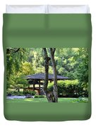 A Moment Of Tranquility Duvet Cover