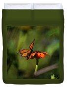 A Monarch Butterfly 4 Duvet Cover