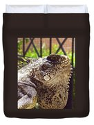 A Mother Could Love Him Duvet Cover