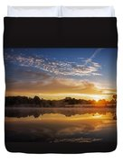 A New Day Duvet Cover
