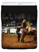 A Night At The Rodeo V13 Duvet Cover