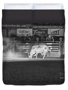A Night At The Rodeo V2 Duvet Cover