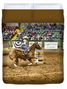 A Night At The Rodeo V20 Duvet Cover