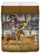 A Night At The Rodeo V27 Duvet Cover