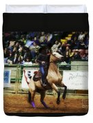 A Night At The Rodeo V29 Duvet Cover